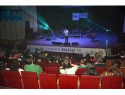 Lösemili çocuklar yararına konser düzenlendi trabzon da lösemili