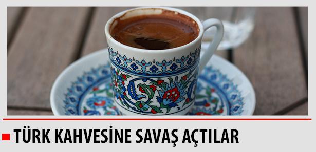 Türk Kahvesine Savaş Açtılar