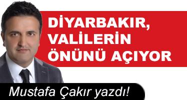 Diyarbakır, Valilerin önünü açıyor