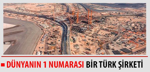 Dünyanın 1 Numarası Bir Türk Şirketi