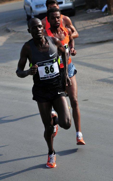 Darıca, maratona koştu